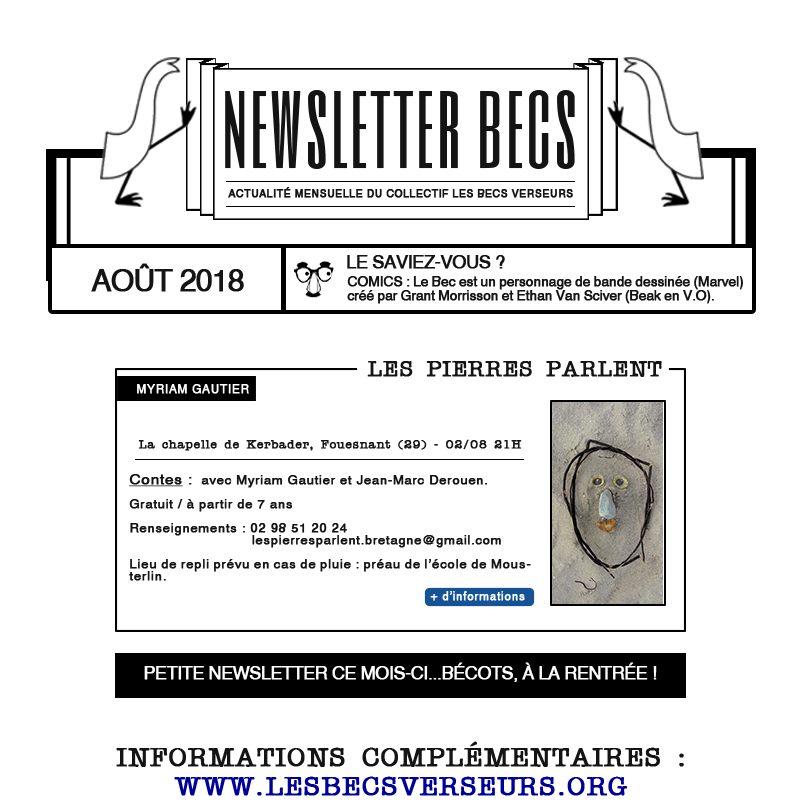 newsletterAOUT18